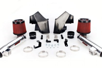 402846 - Stillen® Generation 3 Ultra Long Tube Dual Intake Kit Video (HD)
