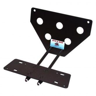 Bmw I8 License Plate Brackets Hardware Holders Mounts Carid Com
