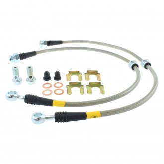 Stainless Steel Brake Lines for 1995-2000 Chrylser Sebring Coupe