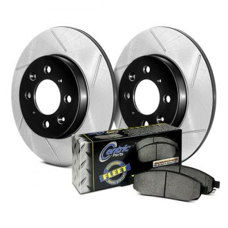 StopTech® - Slotted Performance Truck Brake Kit