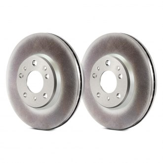 StopTech® - GCX Plain Vented 1-Piece Brake Rotor