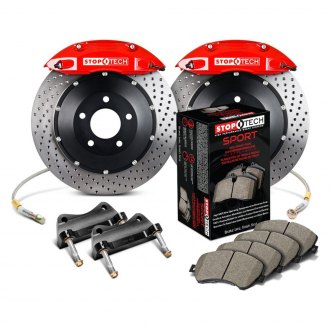 StopTech® - Drilled Performance Front Big Brake Kit