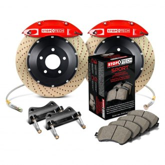 StopTech® - Performance Drilled Front Big Brake Kit