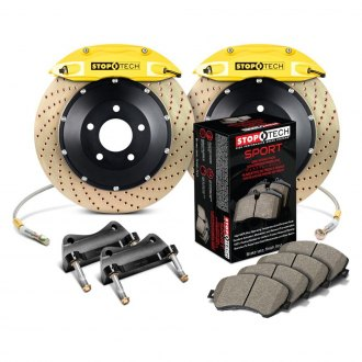 StopTech® - Performance Drilled Front Brake Kit