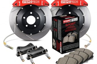 StopTech® - Slotted Performance Front Brake Kit
