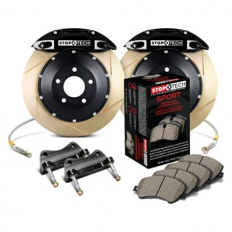 StopTech® - Performance Slotted Front Brake Kit