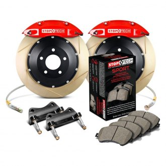 StopTech® - Performance Slotted Front Big Brake Kit