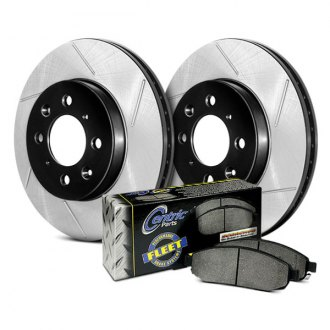 StopTech® - Performance Truck Slotted Front Brake Kit