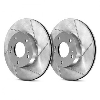 StopTech® - Select Sport Slotted Brake Rotors