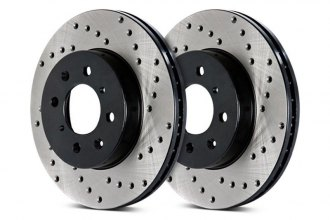 StopTech® - Drilled Sport Brake Rotor