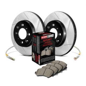 StopTech® - Slotted Sport Brake Kit