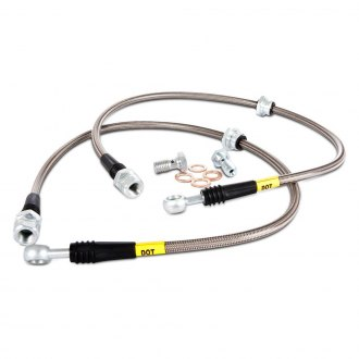StopTech® - Stainless Steel Brake Line Kit