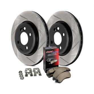 StopTech® - Street Slotted Brake Kit