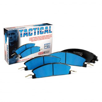StopTech® - Tactical Police Duty Brake Pads