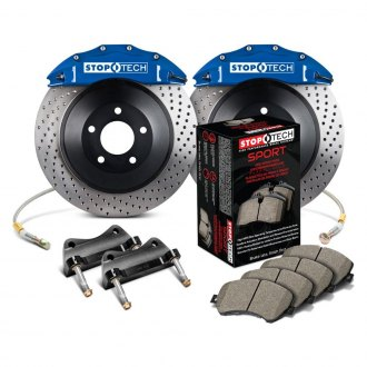 StopTech® - Drilled Touring Big Brake Kit