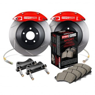 StopTech® - Slotted Touring Front Big Brake Kit