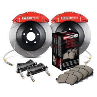 StopTech® - Slotted Touring Big Brake Kit