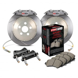 StopTech® - Slotted Trophy Big Brake Kit