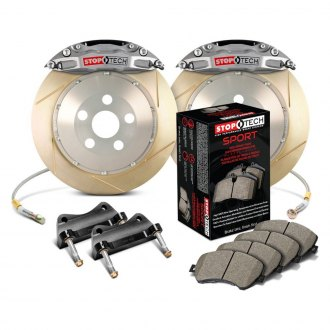 StopTech® - Trophy Slotted Front Brake Kit