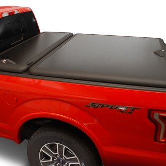 Stowe Cargo Systems® - Tool Box Hinged Tonneau Cover