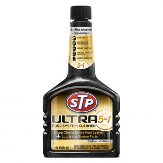 STP® - Ultra 5 in 1 Fuel System Cleaner