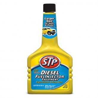 STP® - Diesel Fuel Treatment and Injector Cleaner