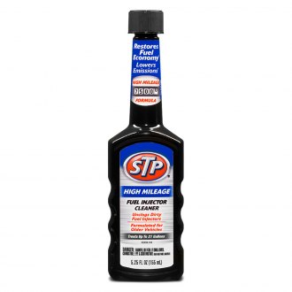 STP® - High Mileage Fuel Injector Cleaner 5.25 oz