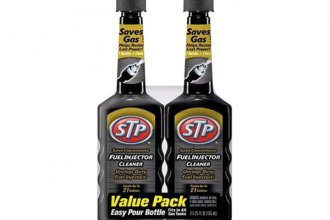 STP® - Super Concentrated Fuel Injector Cleaner (Value Pack)
