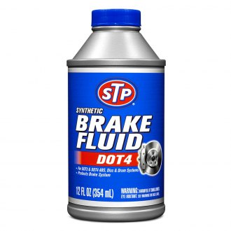 STP® - DOT 4 Synthetic Brake Fluid 12 oz