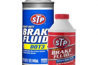 STP® - DOT 3 Heavy Duty Brake Fluid