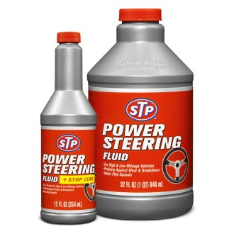 STP® - Power Steering Fluid