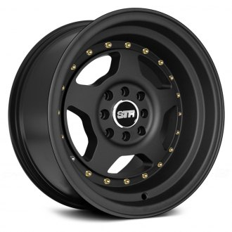 STR-RACING® - STR512 Matte Black