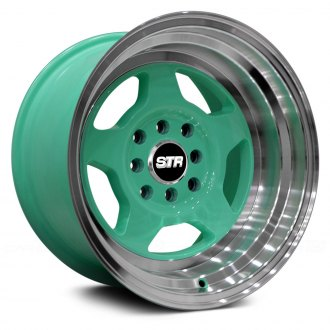 STR-RACING® - STR512 Mint with Machined Lip