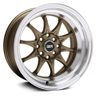 STR-RACING® - STR513 Bronze with Machined Lip