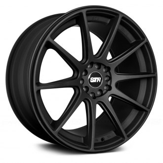 STR-RACING® - STR524 Matte Black