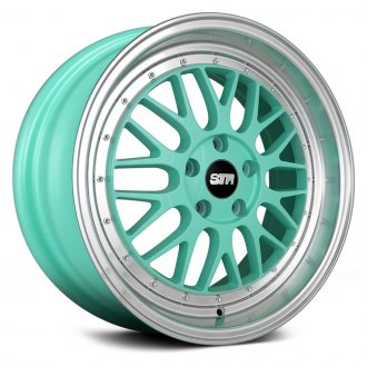 STR-RACING® - STR601 Mint with Machined Lip