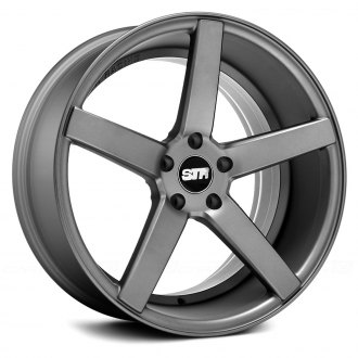 STR-RACING® - STR607 Matte Gunmetal