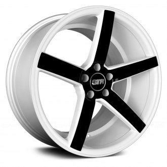STR-RACING® - STR607 White with Black Face