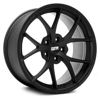 STR-RACING® - STR609 Matte Black