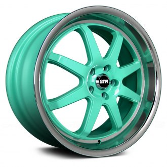 STR-RACING® - STR618 Mint with Machined Lip