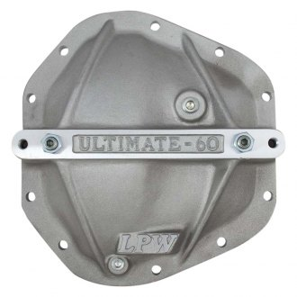 Strange® - Aluminum Ultimate Support Differential Cover
