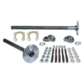 Strange® - Front Alloy Axle Package
