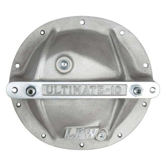 Strange® - LPW Ultimate Rear LPW Ultimate Differential Cover