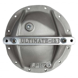 Strange® - LPW Ultimate Rear Differential Cover
