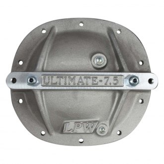 Strange® - LPW Ultimate Differential Cover