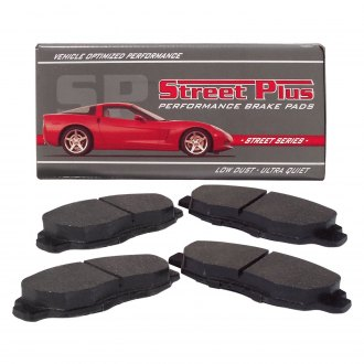 Street Plus® - HP Ceramic Disc Brake Pads