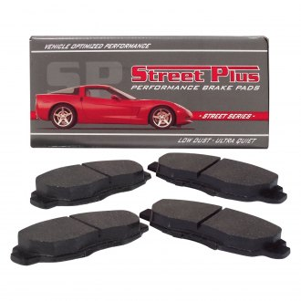 SP Performance® - Street Plus™ HP Ceramic Brake Pads