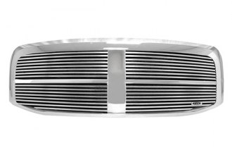 Street Scene® - Chrome Grille Shell with 8mm Billet Grille Insert