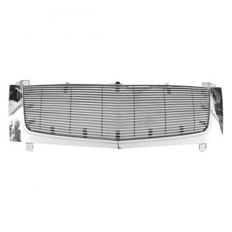 Street Scene® - Polished Aluminum 4mm Billet Main Grille