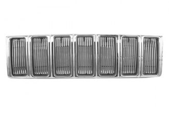Street Scene® - Black and Chrome Grille Shell